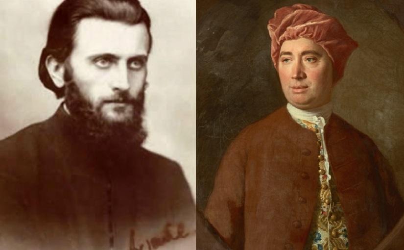David Hume, Arsenie Boca și alțicâțiva