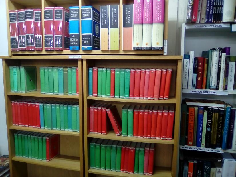 Top 7 anticariate din Londra (filosofie, istoria științei, studiiclasice)