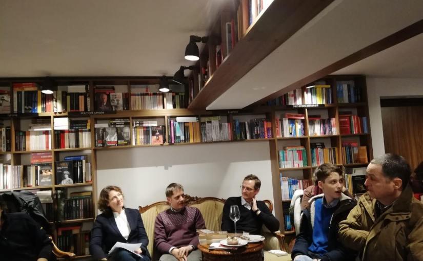 Cafeneaua filosofică: Nietzsche contraWagner