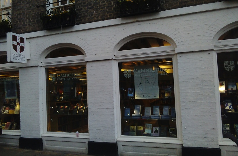 Cambridge University Press la începuturi șiastăzi