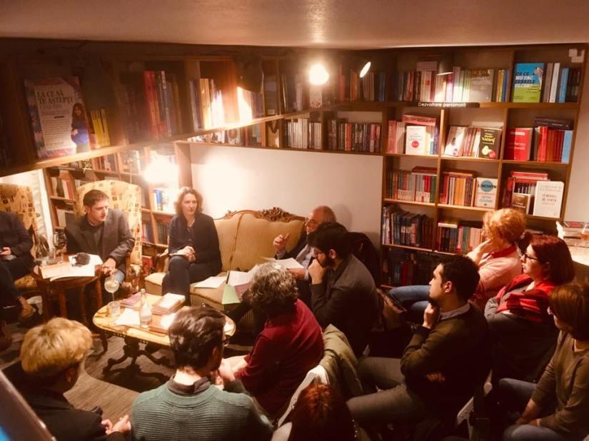 Cafeneaua filozofică de vineri seara. Prietena noastră filozofia: cum mai facem filozofieastăzi?