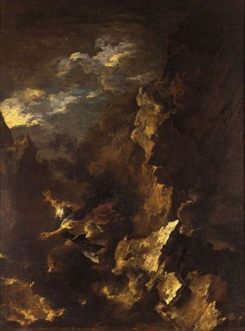 the_death_of_empedocles_by_salvator_rosa