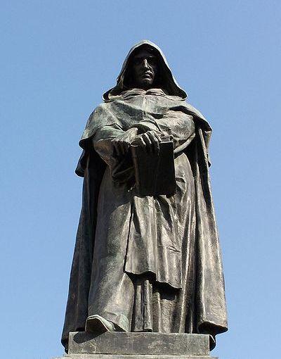 Cafeneaua filosofică de vineri seara: Giordano Bruno,reformatorul
