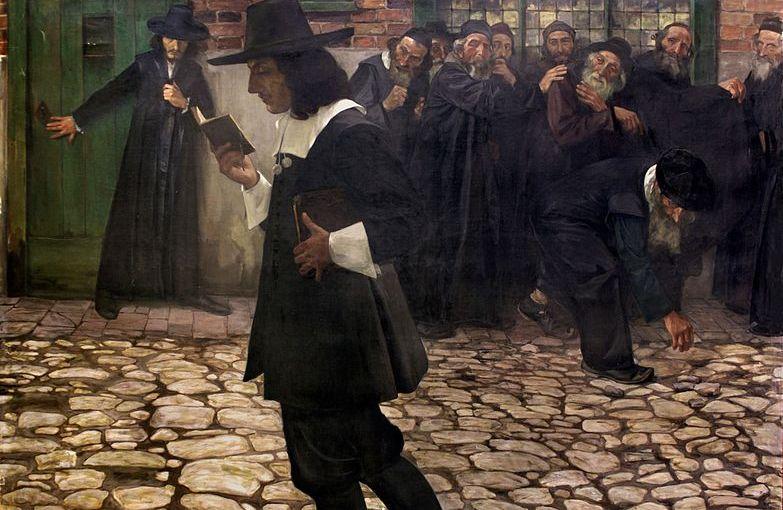 Libertatea lui Spinoza de afilosofa