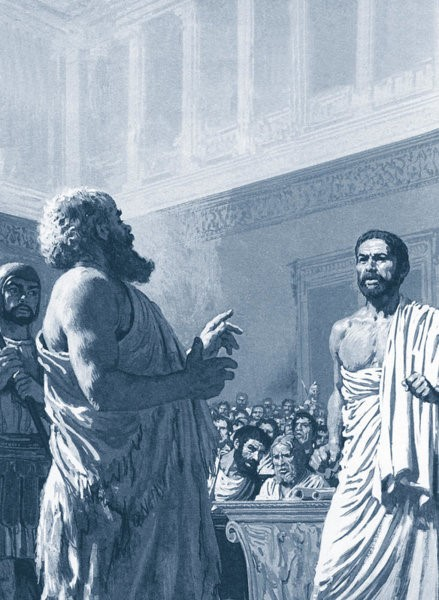 Socrate trial