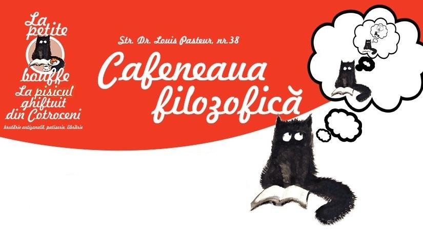 Programul pe martie al Cafenelei filozofice de vineriseara