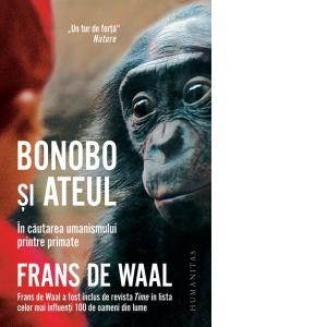 Despre bonobo, cimpanzei și moralitate în lumeaanimală