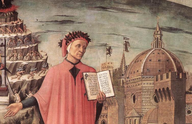 Dante în VinereaMare