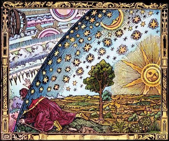 Între Aristotel și Ptolemeu- privind către teologie, matematică șifizică